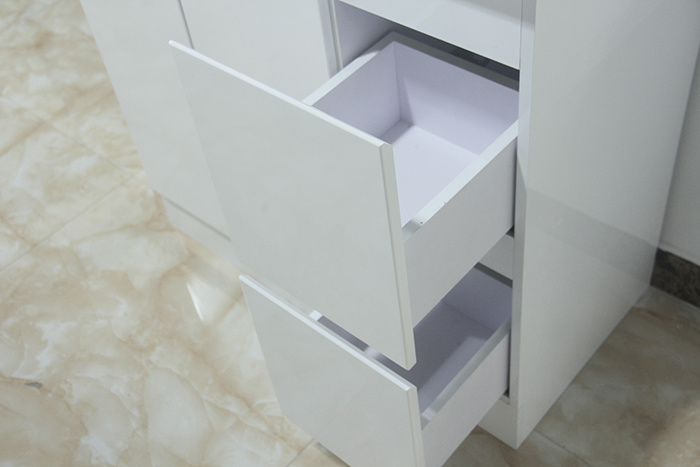 Modern MDF Bathroom Cabinet for Australia Market pictures & photos