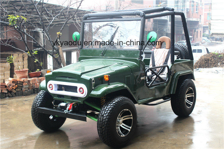 Auto Willys Mini Jeep 150cc 200cc
