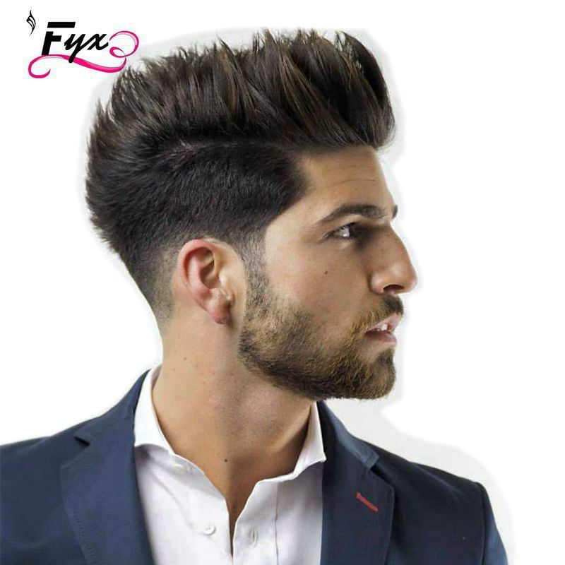 China Silky Indian Human Hair Auatrilia Swiss Lace Toupee For Men China Men Wigs And Replacement Price
