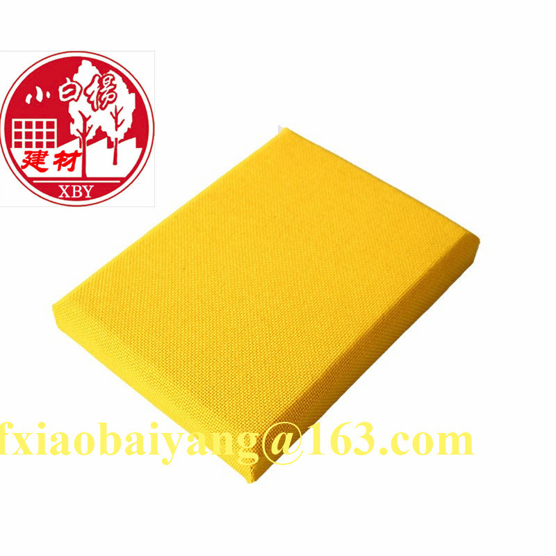 China Cloth Fiberglass Acoustic Panels Fabric Wall Panel Ceiling ...