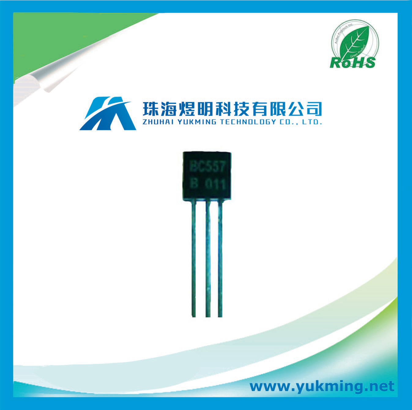 China Amplifier Transistor Bc557b Of Electronic Component For Pcb 75w Audio Assembly