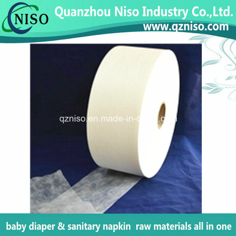 Hydrophilic Non Woven Fabric for Newborn Diaper Making pictures & photos