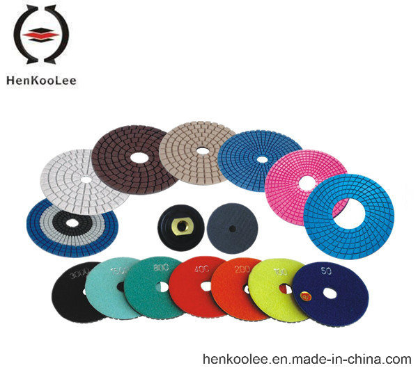 Polishing Pads For Glaze Tiles pictures & photos