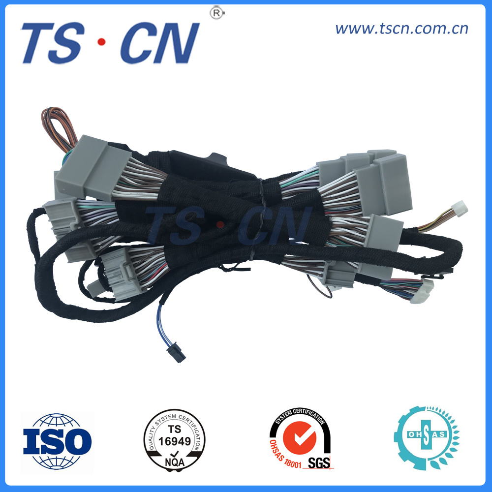 China Manufacture Car Cable Wiring Harness Automotive