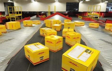 DHL Express for fast shipping
