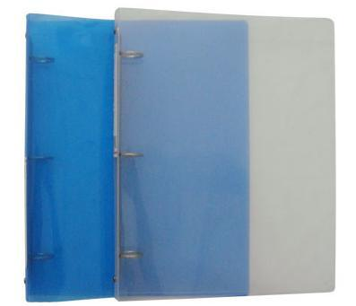 3 Ring Binder Transparent (B3510)
