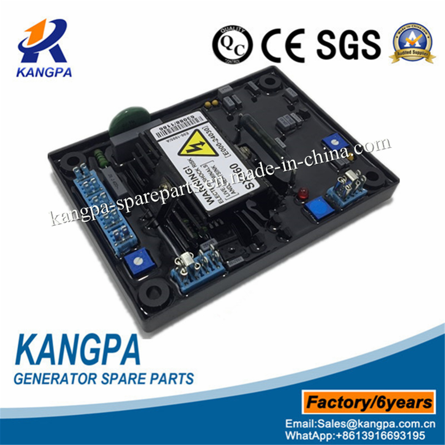 Wholesale Portable Avr Buy Reliable From Newage Stamford Generator Wiring Diagram Spare Parts Automatic Voltage Regulator Sx460 For