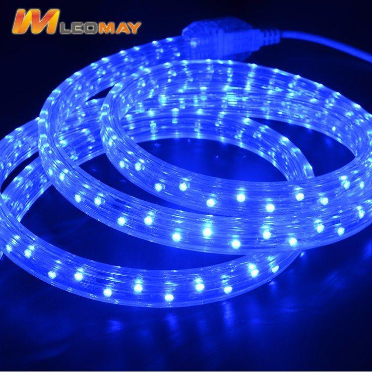 Hot Item 3 Wire Flat Rope Light Decorative Lighting Led