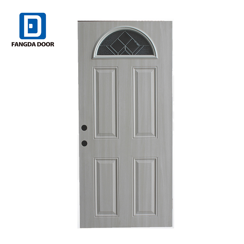 [Hot Item] American Prehung Exterior Steel Door