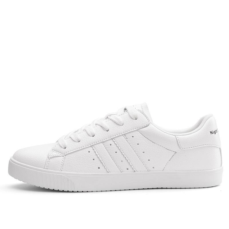 b5ba53dbf0b 2019 New Style Custom Ladies Skateboard Shoes White Women Casual Shoes