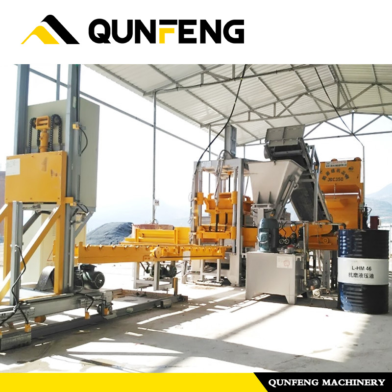 Automatic Fly Ash Autoclave Aerated Concrete AAC Block Machine