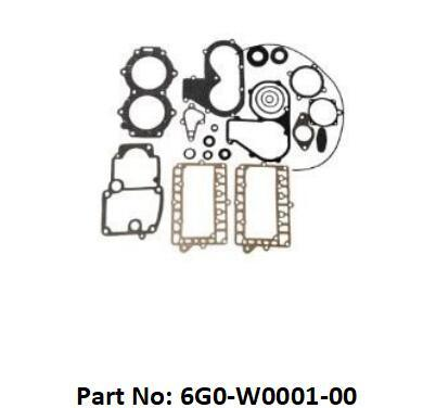 [Hot Item] 2 Stroke Outboard Gasket Kit 6g0-W0001-00 for YAMAHA 20HP / 25HP  Model Outboard