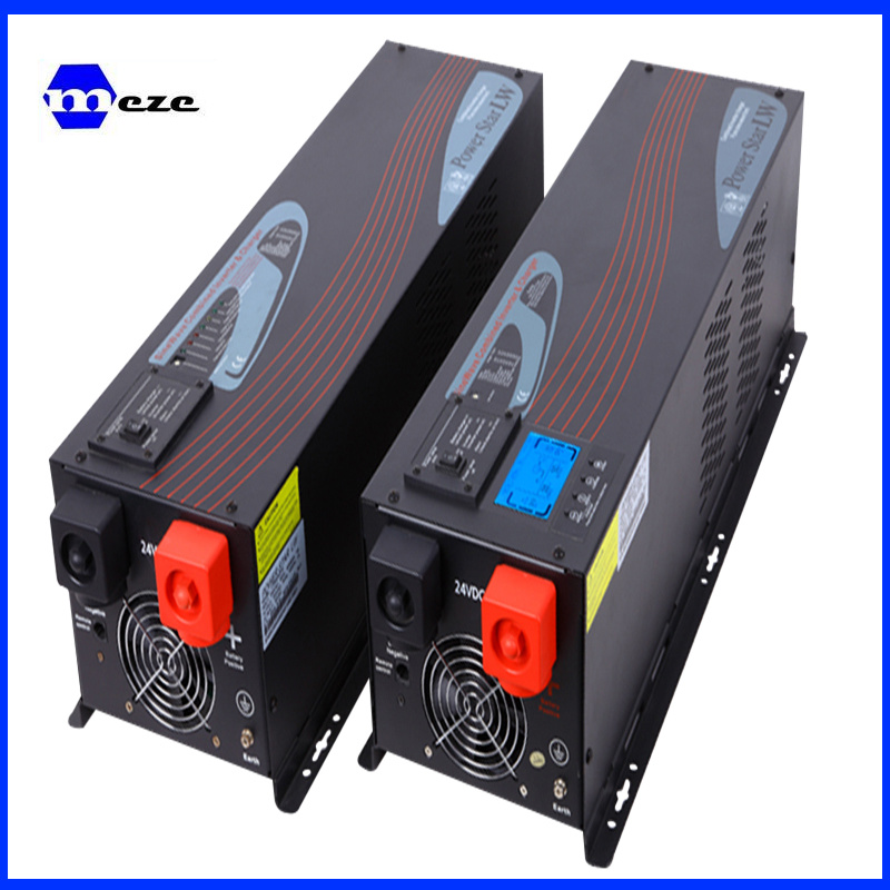 Meze Brand 12V 24V 48V 45A 60A MPPT Solar Battery Charger Use with Power Inverter and Solar Panel pictures & photos
