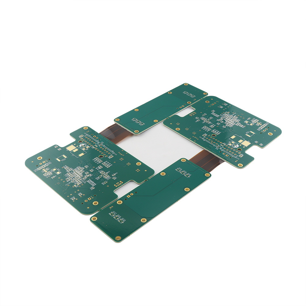 china custom manufacture rohs printed circuit board 6 layer rigid