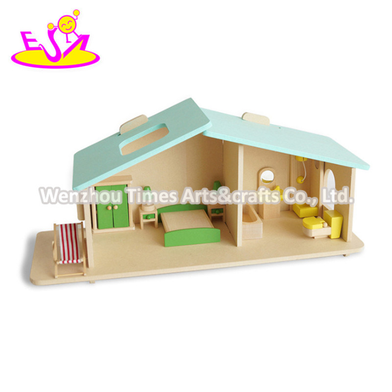 2020 New Fashion Play Wooden Small Toy