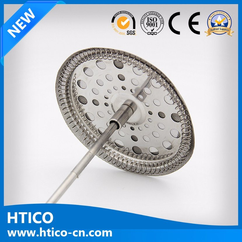 Stainless Steel Laser Work Laser Perforation Filter for Coffeemaker