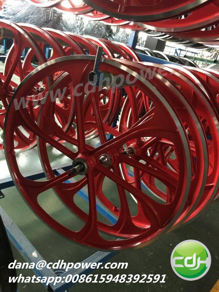 China Colorful Aluminum Rim, Wheelset Racing Bike 26