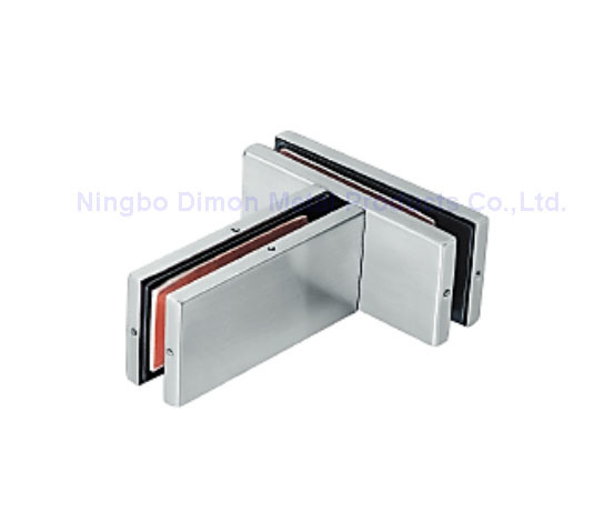 China Dimon Stainless Steel 304 Aluminum Alloy Glass Door Clamp
