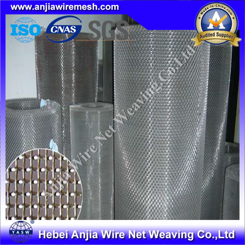 High Quality Galvanized Square Wire Mesh with (CE and SGS) pictures & photos