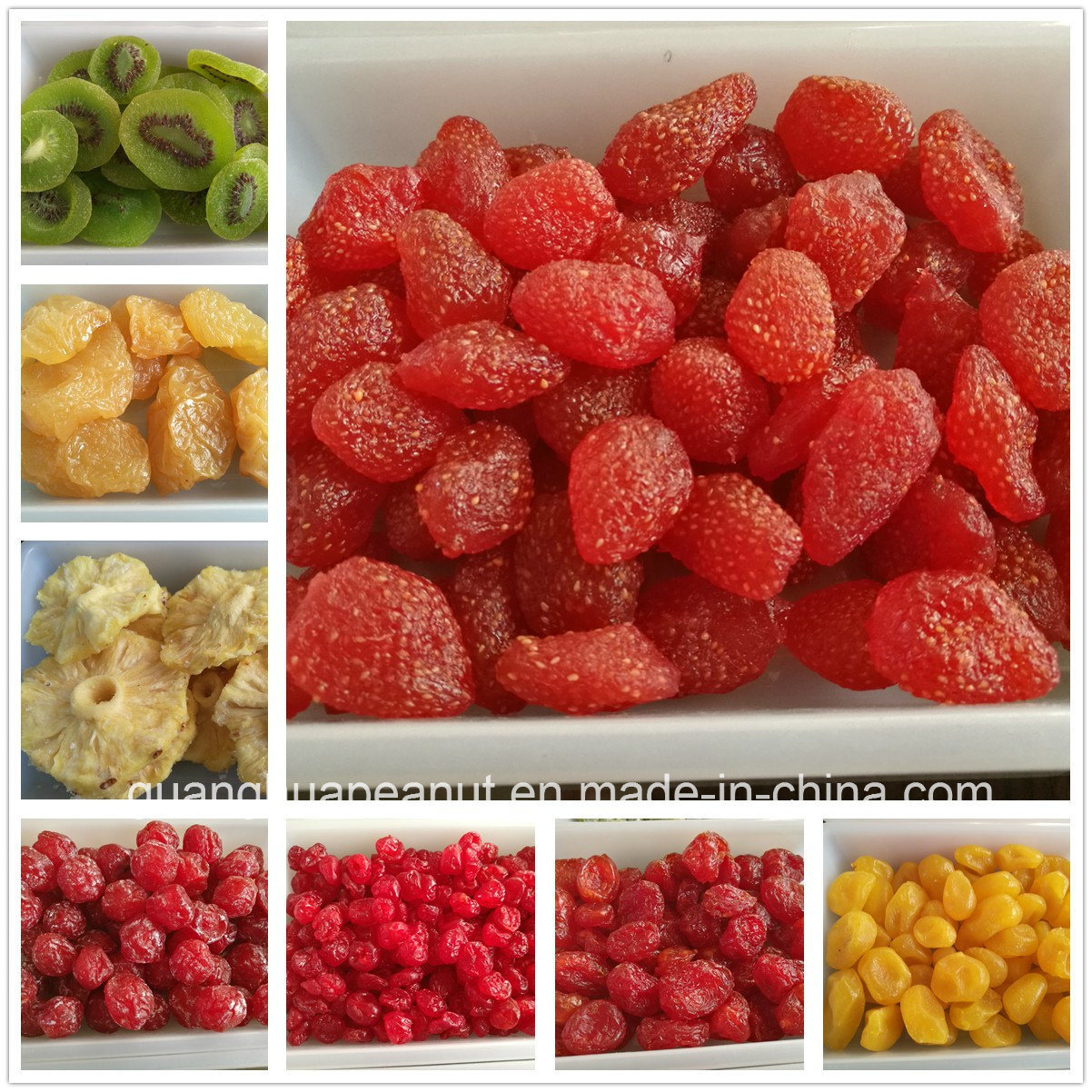 Hot Sale Different Type Dried Fruits From China pictures & photos