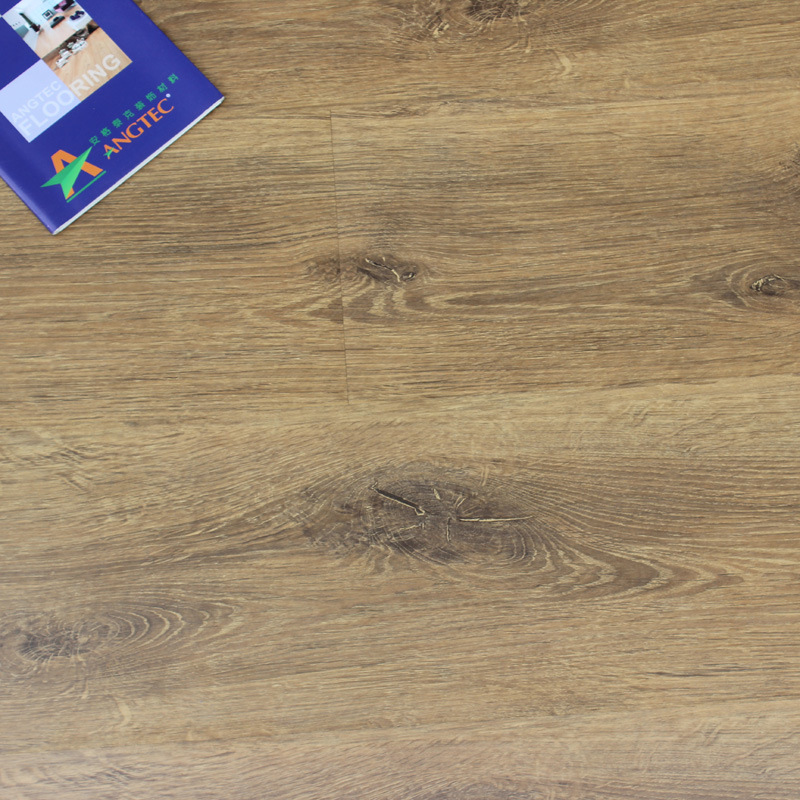 Easy Click Oak Enropean Style Laminate Flooring