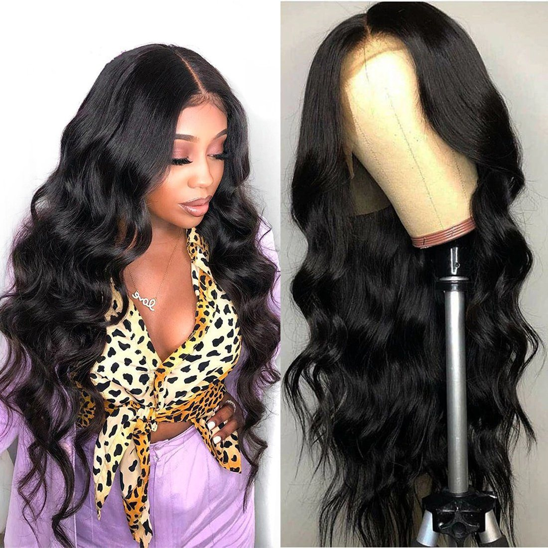 [Hot Item] 360 Lace Frontal Wig Human Hair