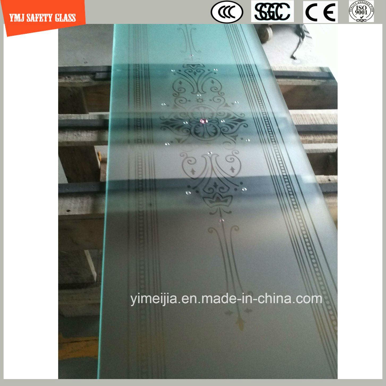 China 4 19mm No Fingerprint Acid Etchsilkscreen Printfrosted