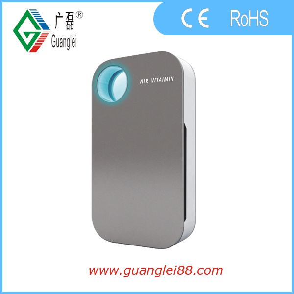 Mini Air Purifier Ionizer with LED Sound Sensor pictures & photos