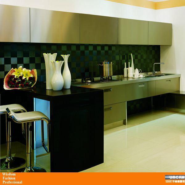 [Hot Item] Commercial Kitchen/Kitchen Cabinets/Waterproof Stainless Steel  Outdoor Kitchen Cabinet (VA-03)
