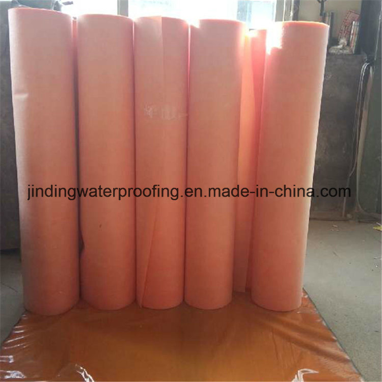 China PE Waterproofing Membrane for Shower Wall - China Waterproof ...