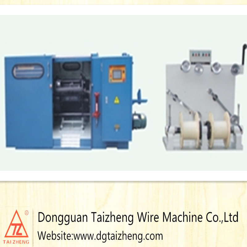 Copper Wire Bunching Process Machine