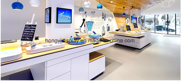 China Mobile Shop Countermobile Counter Designcell Phone Display