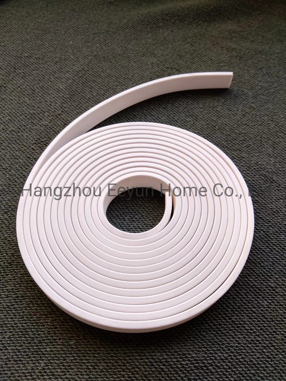 Flexible Waterproof Non-slip Silicone Rubber Solid Sealing Strip Gasket Square