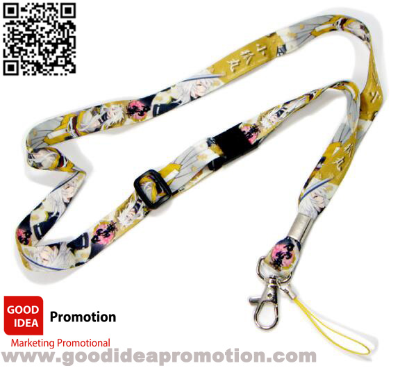Full Color Lanyard with Photo Printing pictures & photos
