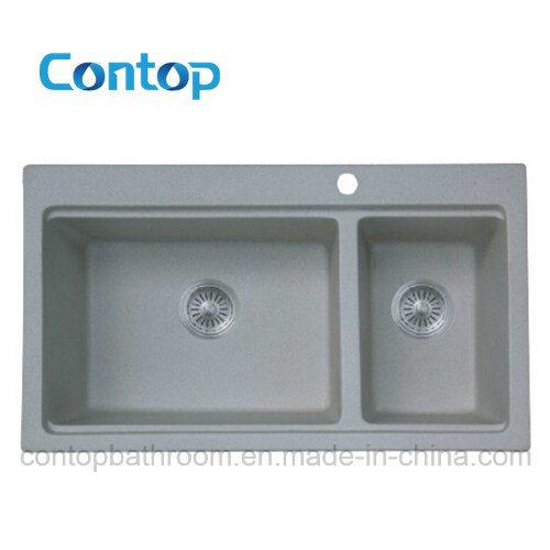 China Australia Standard Granite Quartz Stone Wash Sink Kitchen Sink ...