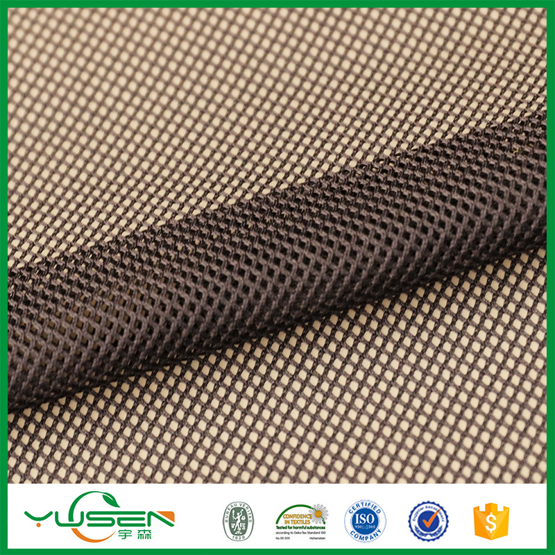 100% Polyester Mesh 2*2 Normal Mesh Fabric pictures & photos