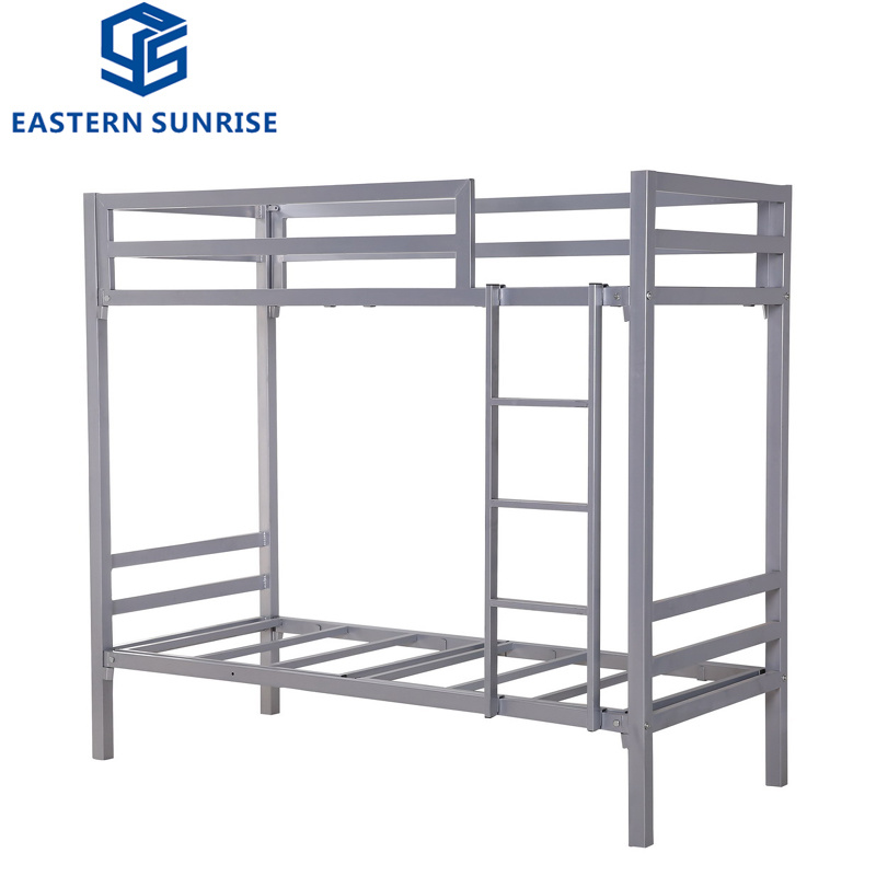 China Bunk Beds In Metal And Steel Are On Sale In The Middle Of