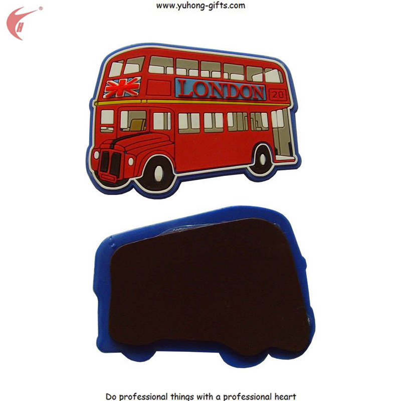 PVC Fridge Magnet for Promotion (YH-FM041) pictures & photos