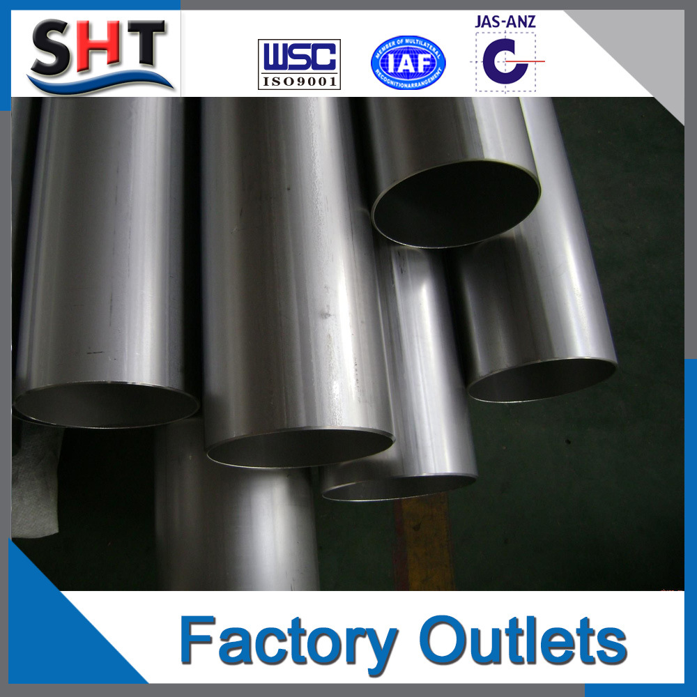 Best Quality 201/304 Stainless Steel Welded Pipe