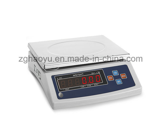 China Electronic Table Top Weighing Scale with High Accuracy