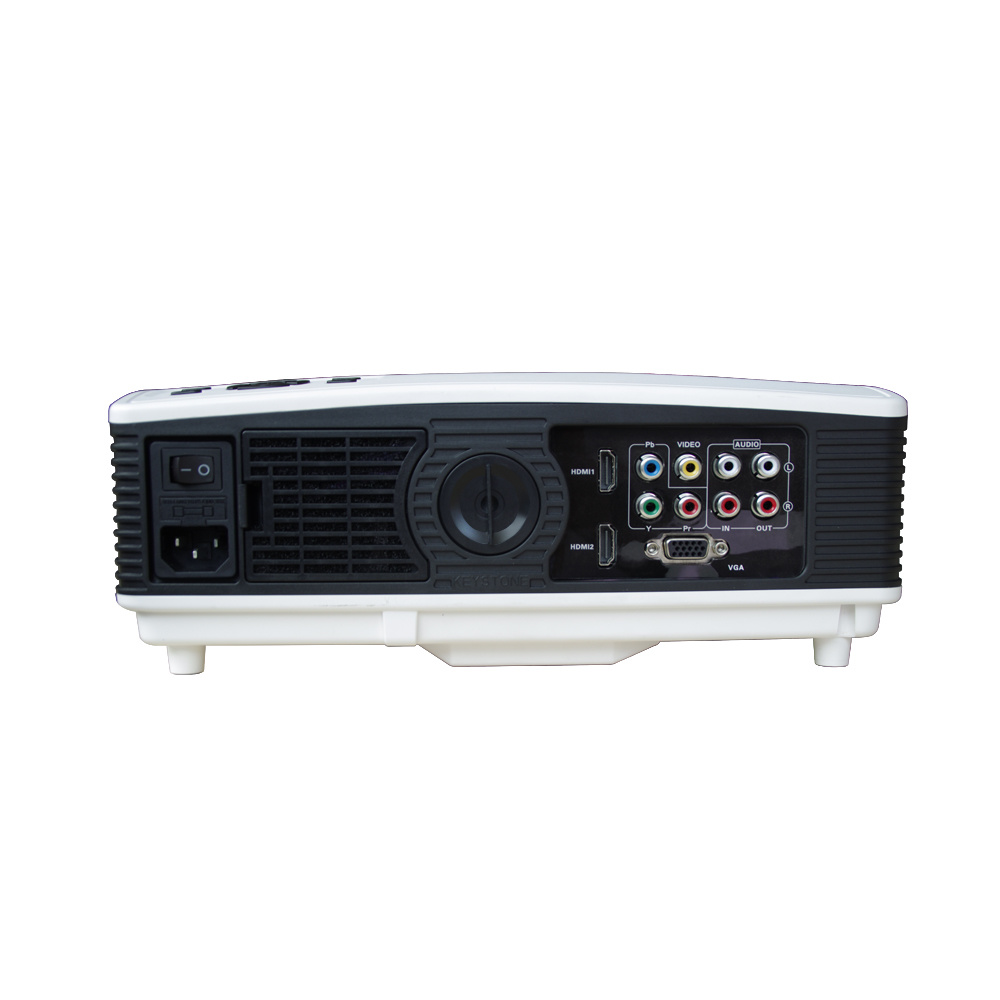 LED Projector with 3500 Lumens 1280*800 Full HD Video pictures & photos