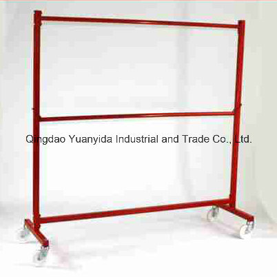 Nestable Steel Powder Coating Garment Rail pictures & photos