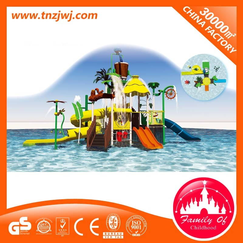 Water Play Equipment Small Kids Water House for Children pictures & photos