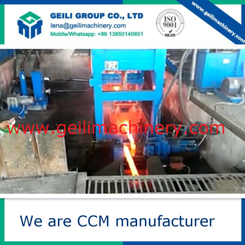 All-in-One CCM Machine for Steel Billet Making