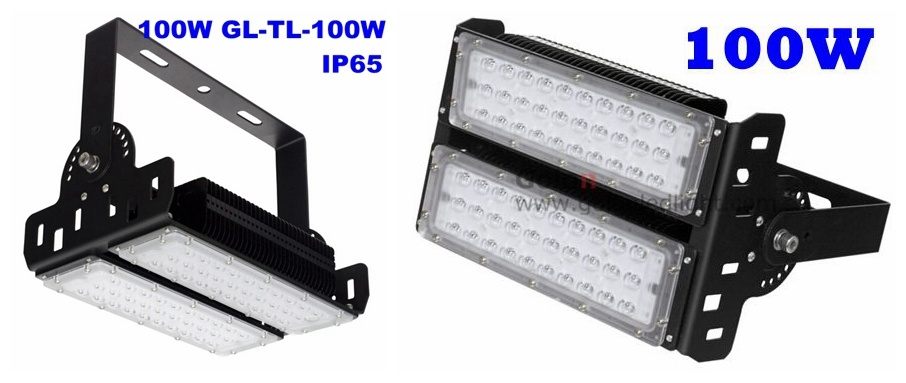 100W LED Project Light IP65 Waterproof SMD Projector Replacement Lamp