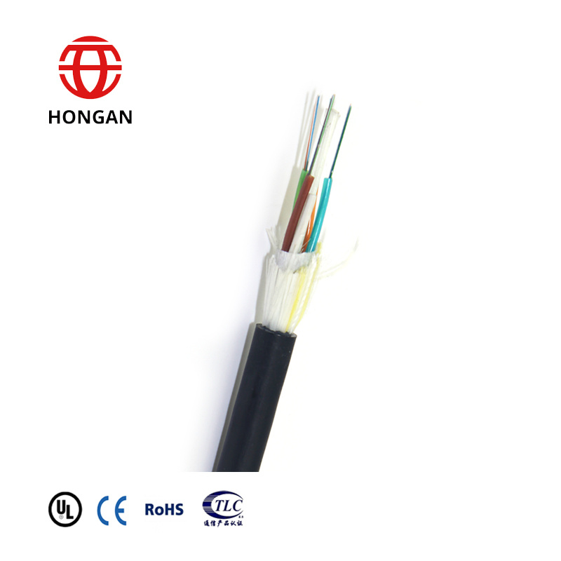 48 Core Non-Metallic ADSS Optical Fiber Cable From China - China ...