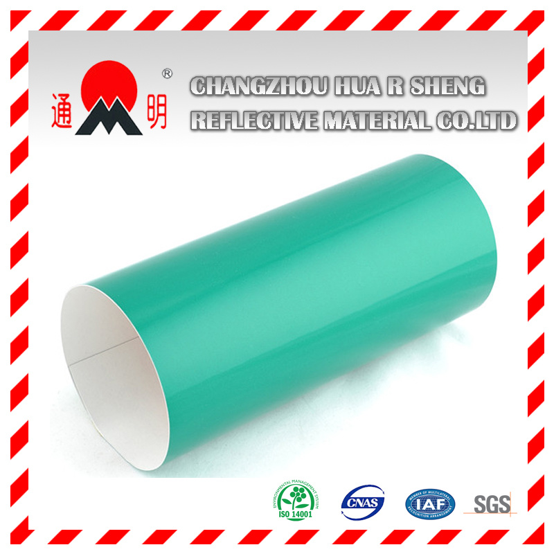 Light Green Engineering Grade Reflective Film (TM7600) pictures & photos