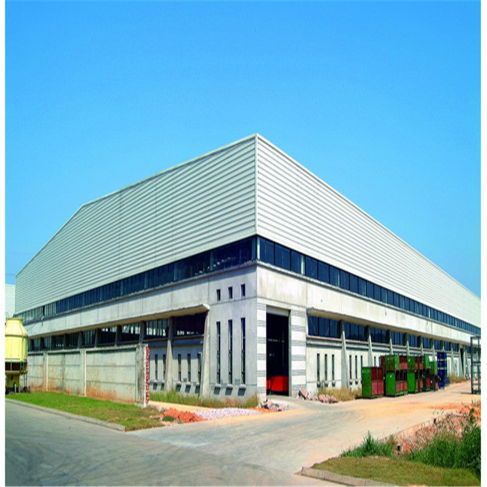 Prefabricated Light Steel Frame Structure Sheds Warehouse pictures & photos