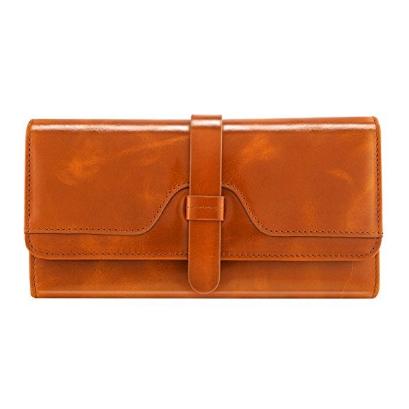 Women Clutch Wallet Card Holder Purse Wallet Coin Pocket Leather Wallet Ladies Purse (WDL01097) pictures & photos
