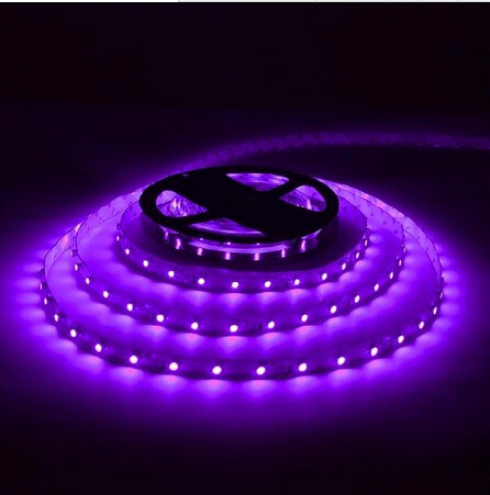 Ce and Rhos 30SMD5050 Purple LED Strip